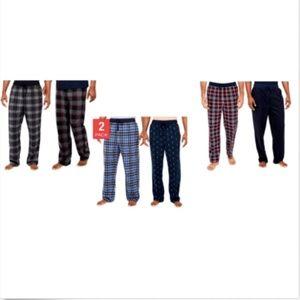 Variety Nautica Men/'s Sueded Fleece Pajama Pants
